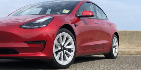 Tesla Model 3 electric car tops UK sales charts in December 2020