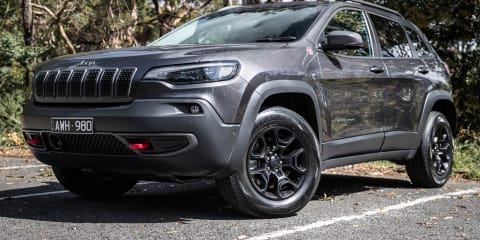 2021 Jeep Cherokee Trailhawk gets $2700 price rise, picks up new standard equipment
