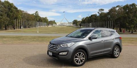 Hyundai Santa Fe Review: Long-term report three