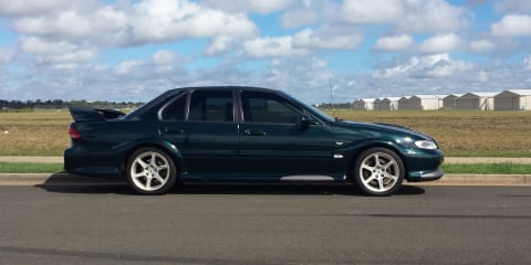 1997 Ford Falcon GT review