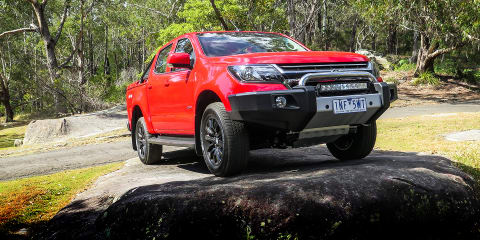 2018 Holden Colorado LT review