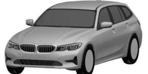 2019 BMW 3 Series Touring patent images published