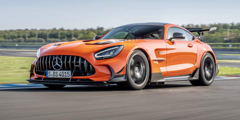 2021 Mercedes-AMG GT Black Series price and specs: Most powerful AMG is here