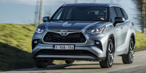 2021 Toyota Kluger price and specs: All-new SUV picks up hybrid powertrain and safety tech
