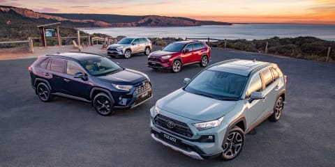 2019 Toyota RAV4 pricing and specs