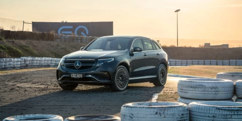 Mercedes-Benz EQC here in October, first batch spoken for