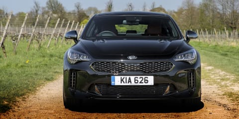 2018 Kia Stinger diesel review