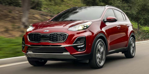 2020 Kia Sportage revealed for the US