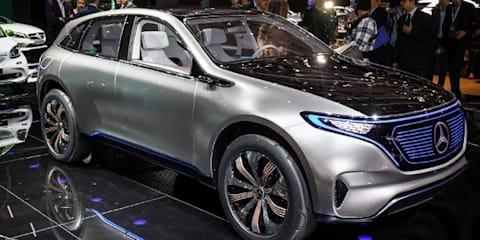 2020 Mercedes-Benz Generation EQ Concept