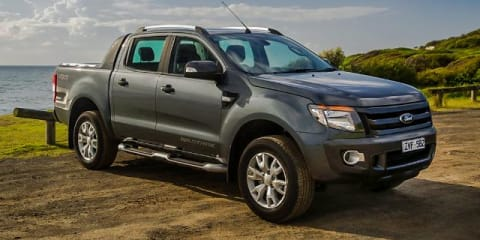2015 Ford Ranger Wildtrak Review