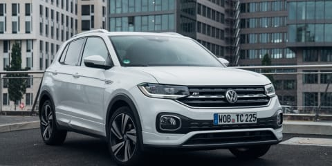 2020 Volkswagen T-Cross pricing and specs