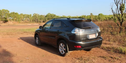 2003 Lexus RX330 Sports Luxury Review