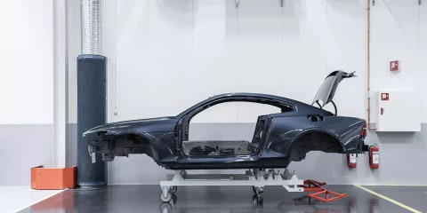 Polestar 1 Prototype starts production