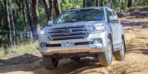 2020 Toyota LandCruiser 200 Sahara review