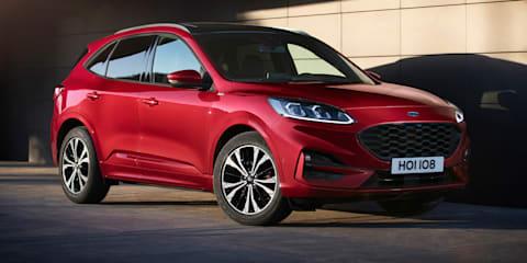2020 Ford Kuga revealed