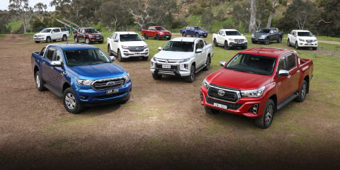 11 Utes, 1 winner: 2019 Dual-cab ute comparison: Best ute of 2019