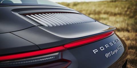 Porsche 911 Targa 4 GTS Exclusive Manufaktur Edition revealed
