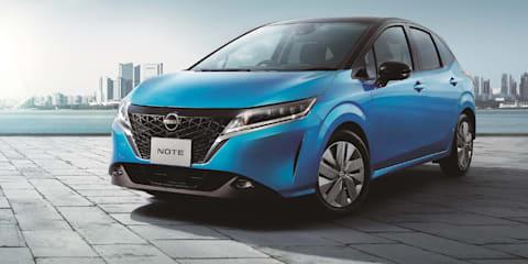2021 Nissan Note E-Power revealed, no plans for Australia