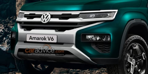 2023 Volkswagen Amarok imagined – and what we know so far