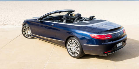2017 Mercedes-Benz S500 Cabriolet review