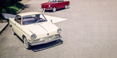 Cars you didn't know you want: BMW 700 Coupe