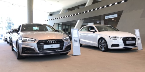 "Audi lifts ""stop delivery"" notice on A3, A4, A5, Q2, Q5, Q7, TT and R8"