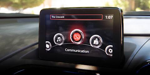 2019 Mazda MX-5 RF long-term review: Infotainment