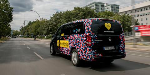 Mercedes-Benz eVito Tourer revealed