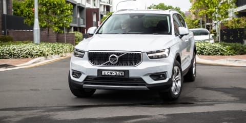 2019 Volvo XC40 T4 Momentum review