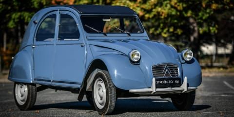 Motorclassica: Citroen centenary the focus for 2019