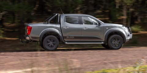 2018 Nissan Navara ST Black Edition: Driving Margaret River