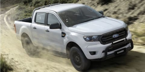 Ford Ranger Tradesman special edition launched