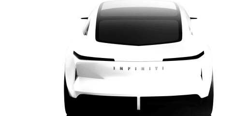 Infiniti Qs Inspiration concept teased