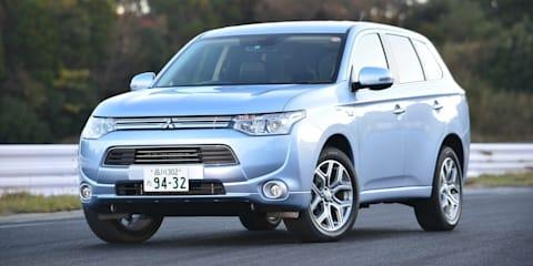 Mitsubishi Outlander PHEV to increase SUV's environmental appeal