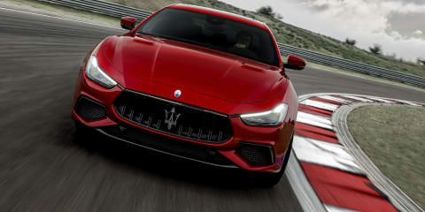 2021 Maserati new cars
