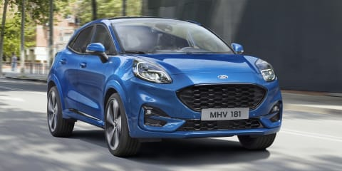 Ford Puma ST: 147kW performance SUV in the works