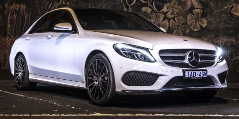 Mercedes-Benz C-Class Design and Interior Review