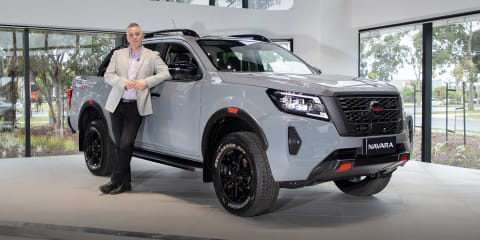 Video: 2021 Nissan Navara PRO 4X walkaround