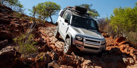 2020 Land Rover Defender: In-depth off-road specs and review