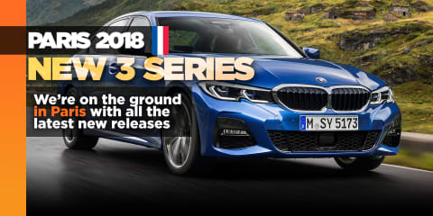 All-new 2019 BMW 3 Series revealed!