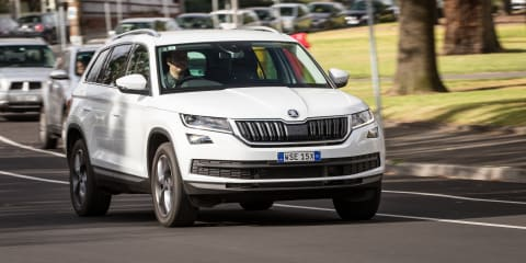 2019 Skoda Kodiaq 132 TSI (4x4) review