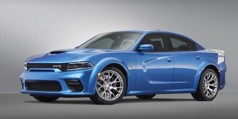 Dodge Charger SRT Hellcat Widebody Daytona 50th Anniversary Edition revealed