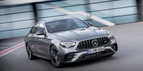 2020 Mercedes-AMG E 53 4Matic+ revealed