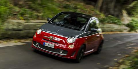 2015 Fiat Abarth 595 Turismo Review