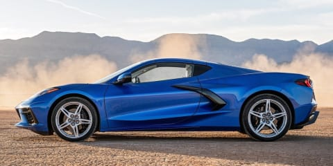 2021 Chevrolet Corvette shows off its right-hand drive form – UPDATE