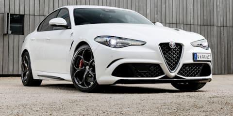 2020 Alfa Romeo Giulia Quadrifoglio review