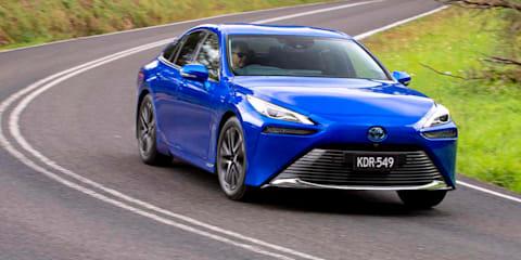 2021 Toyota Mirai FCEV first drive review