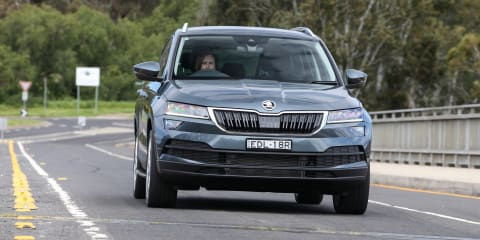 2020 Skoda Karoq gets less efficient 110TSI engine, new 140TSI Sportline hero