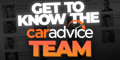 Getting to know the CarAdvice team: Our favourite cars, and so much more