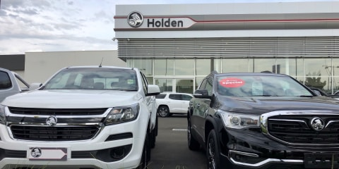 General Motors Holden responds to threats of legal action